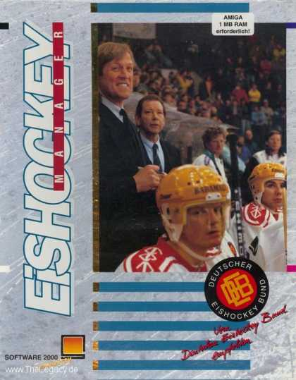 Misc. Games - Eishockey Manager