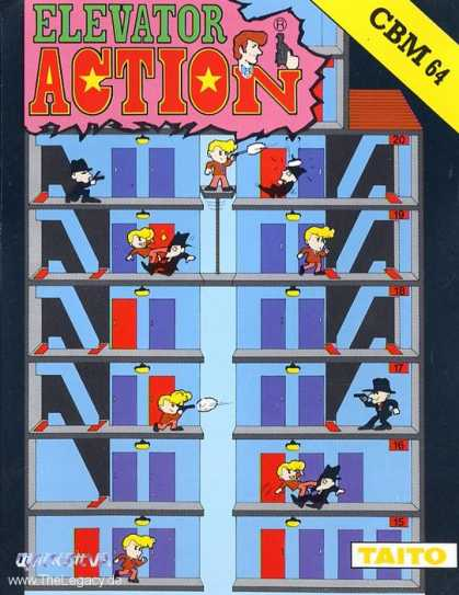 Misc. Games - Elevator Action