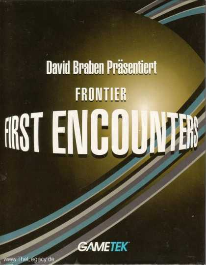 Misc. Games - Frontier: First Encounters