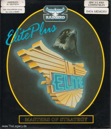 Misc. Games - Elite Plus