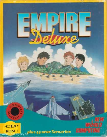 Misc. Games - Empire Deluxe