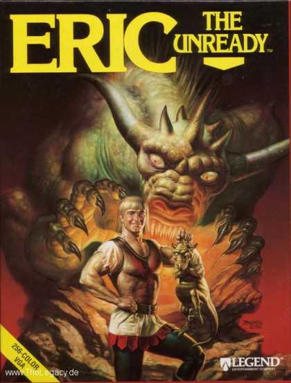 Misc. Games - Eric the Unready