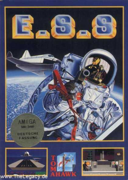 Misc. Games - European Space Simulator