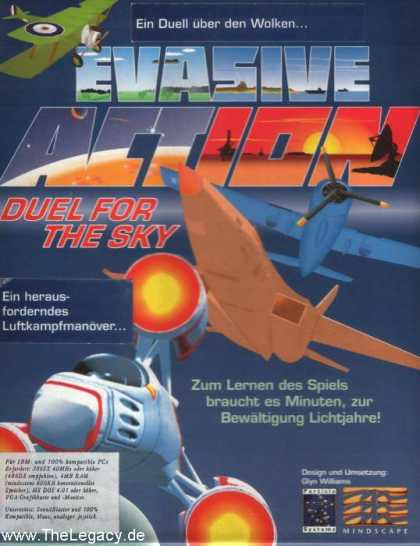 Misc. Games - Evasive Action: Duel for the Sky