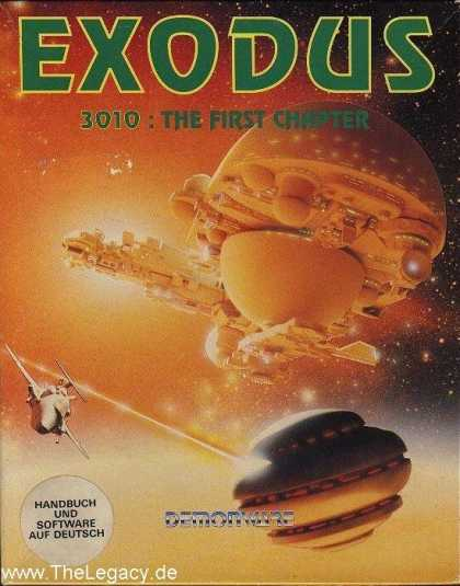 Misc. Games - Exodus 3010: The First Chapter