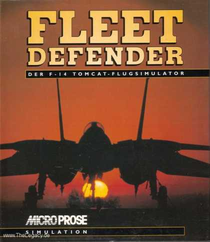 Misc. Games - Fleet Defender