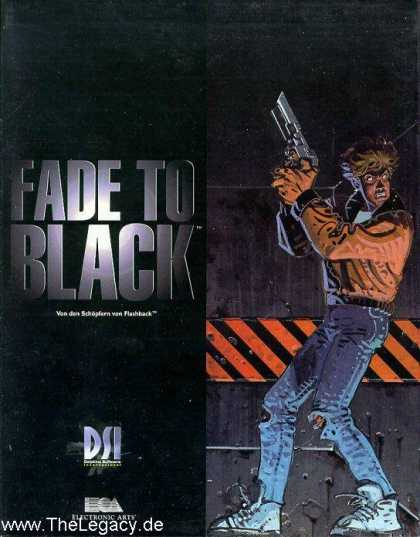 Misc. Games - Fade to Black