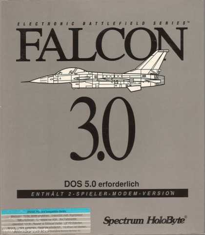 Misc. Games - Falcon 3.0