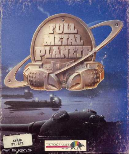 Misc. Games - Full Metal Planete