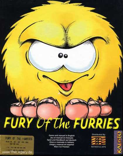 Misc. Games - Fury of the Furries