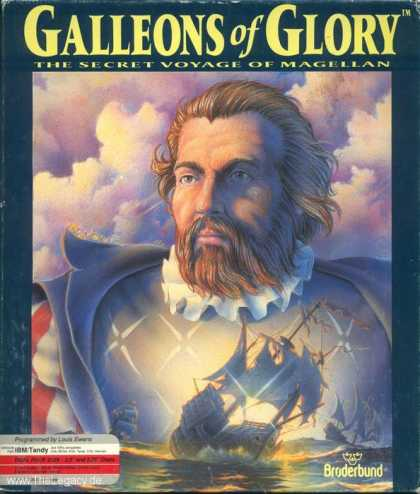 Misc. Games - Galleons of Glory: The Secret Voyage of Magellan