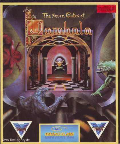 Misc. Games - Seven Gates of Jambala, The