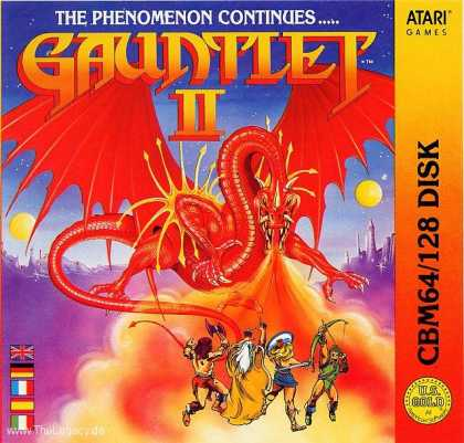 Misc. Games - Gauntlet II: The Phenomenon Continues .....
