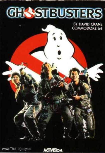 Misc. Games - Ghostbusters