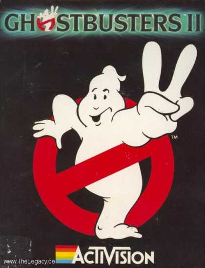 Misc. Games - Ghostbusters II