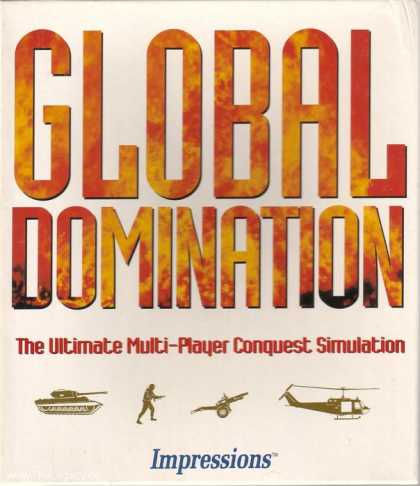Misc. Games - Global Domination