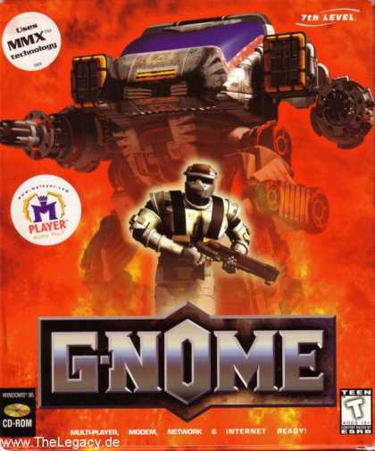 Misc. Games - G-Nome