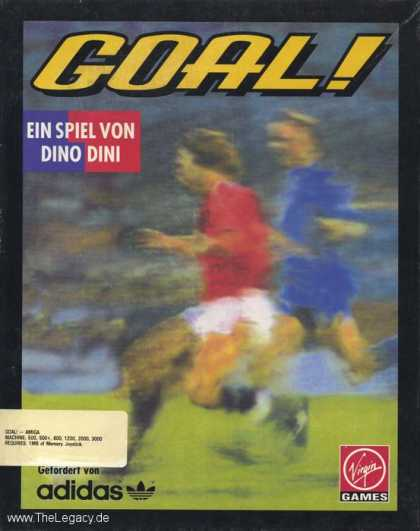 Misc. Games - Goal!