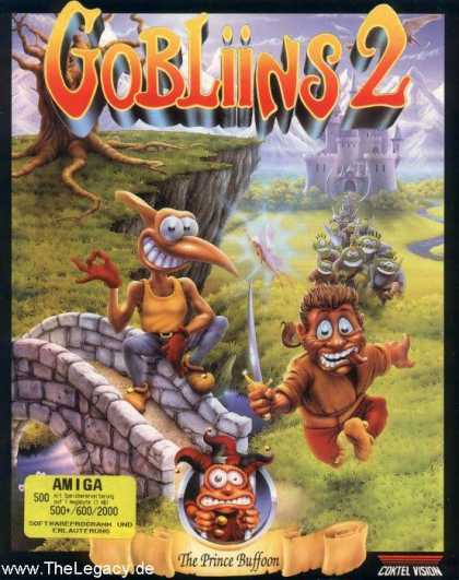 Misc. Games - Gobliins 2: The Prince Buffoon