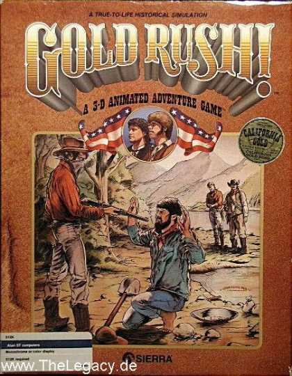 Misc. Games - Gold Rush!