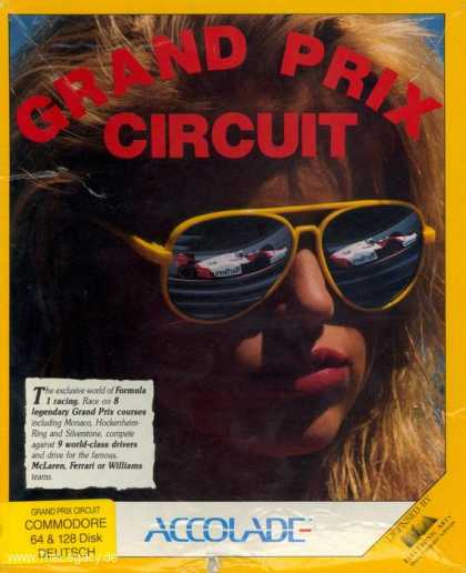 Misc. Games - Grand Prix Circuit