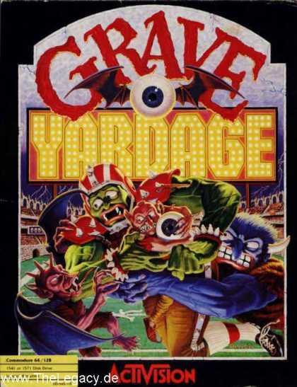 Misc. Games - Grave Yardage