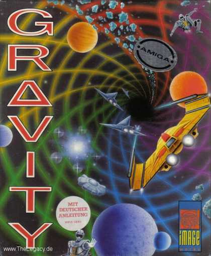 Misc. Games - Gravity