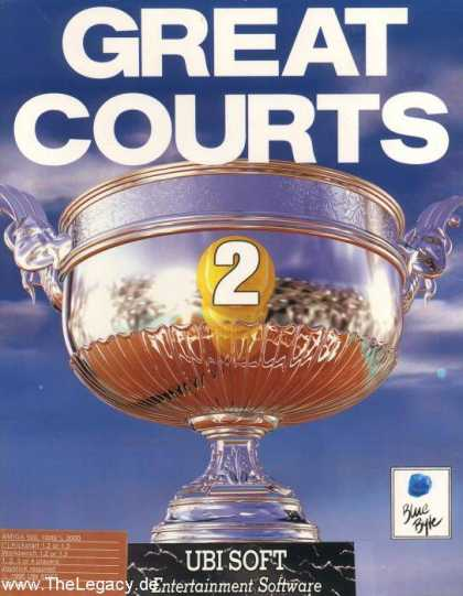 Misc. Games - Great Courts 2