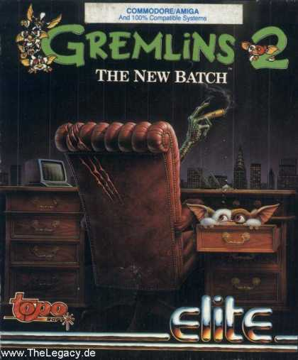 Misc. Games - Gremlins 2: The New Batch
