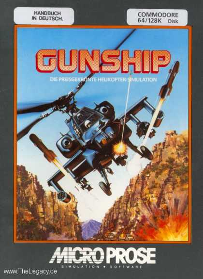 Misc. Games - Gunship