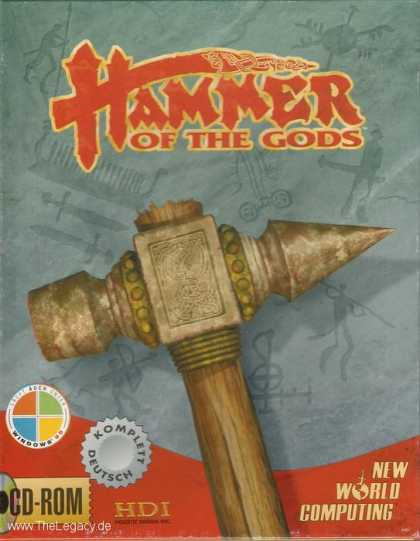Misc. Games - Hammer of the Gods