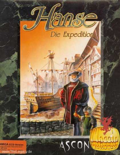 Misc. Games - Hanse: Die Expedition