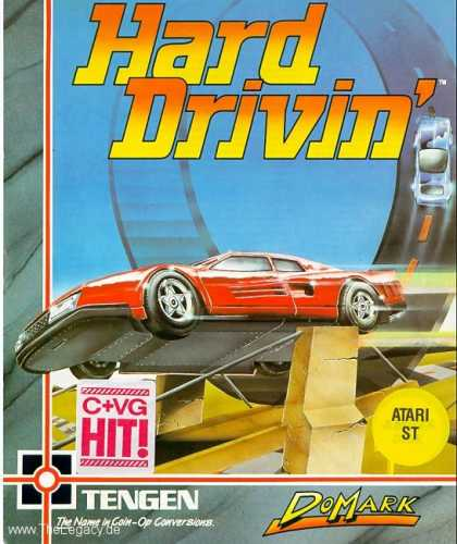 Misc. Games - Hard Drivin'