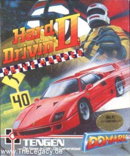 Misc. Games - Hard Drivin' II: Drive Harder