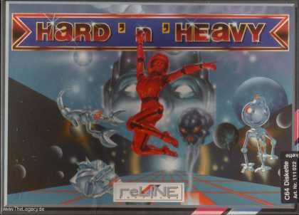 Misc. Games - Hard'n'Heavy