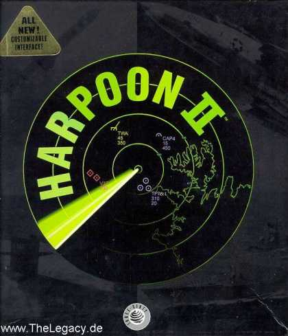 Misc. Games - Harpoon II