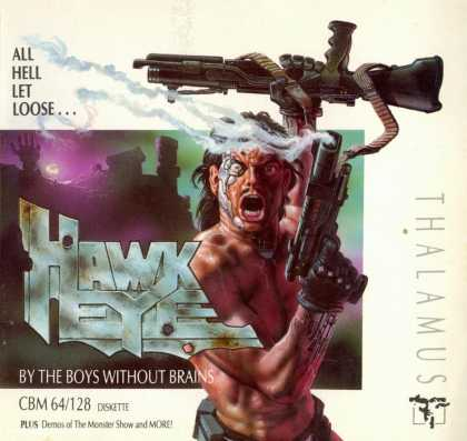 Misc. Games - Hawkeye