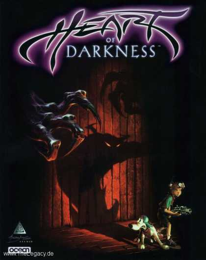 Misc. Games - Heart of Darkness