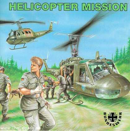 Misc. Games - Helicopter Mission
