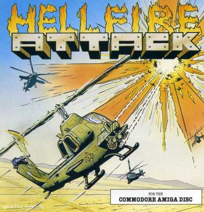Misc. Games - Hellfire Attack