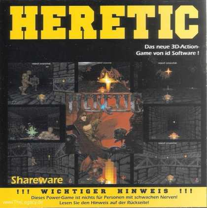 Misc. Games - Heretic