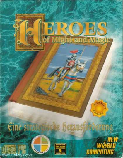 Misc. Games - Heroes of Might and Magic