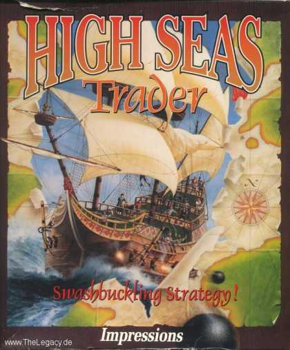 Misc. Games - High Seas Trader