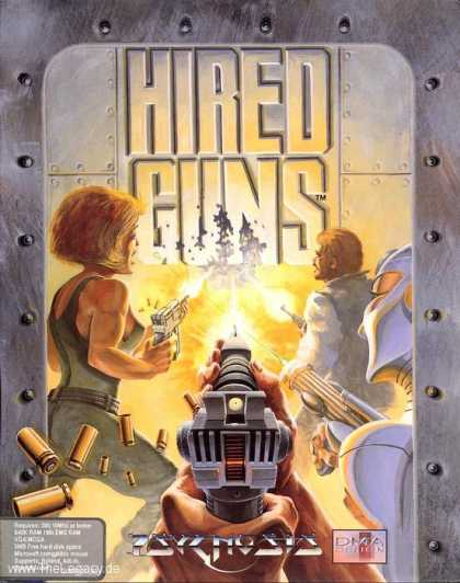Misc. Games - Hired Guns