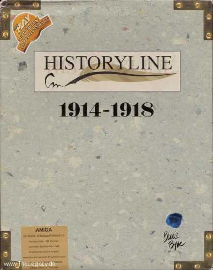 Misc. Games - History Line 1914-1918