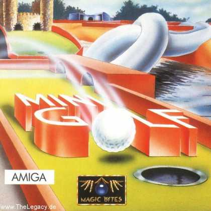Misc. Games - Hole in One Minigolf