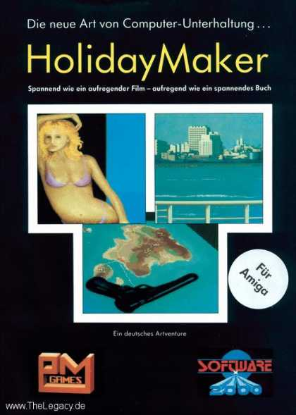 Misc. Games - Holiday Maker