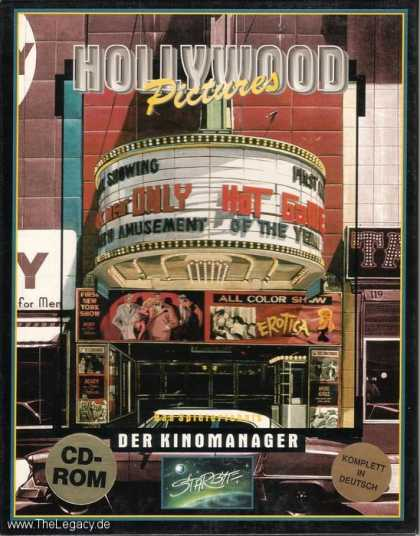 Misc. Games - Hollywood Pictures: Der Kinomanager