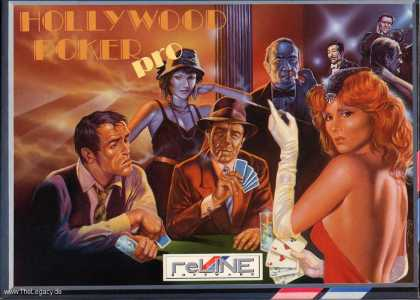 Misc. Games - Hollywood Poker PRO