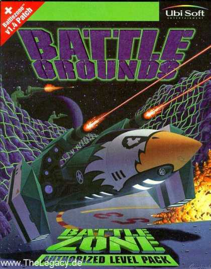 Misc. Games - Battlezone: Battlegrounds